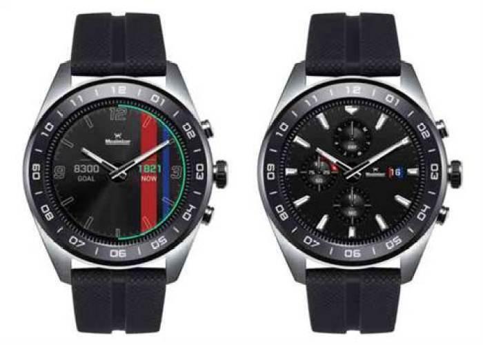 LG Watch W7, todos os detalhes do primeiro relógio com Wear OS e ponteiros mecânicos 3