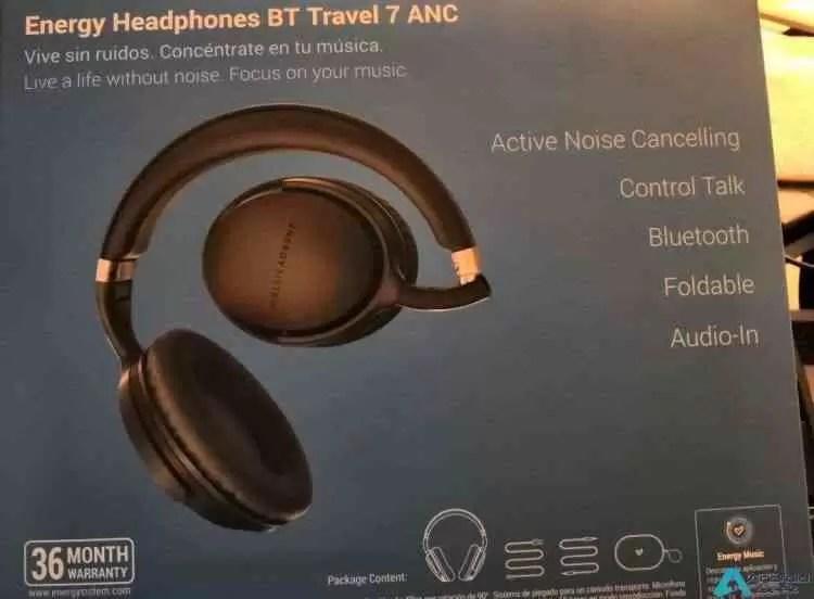 Análise Headphones BT Travel 7 ANC | Música conforto 2