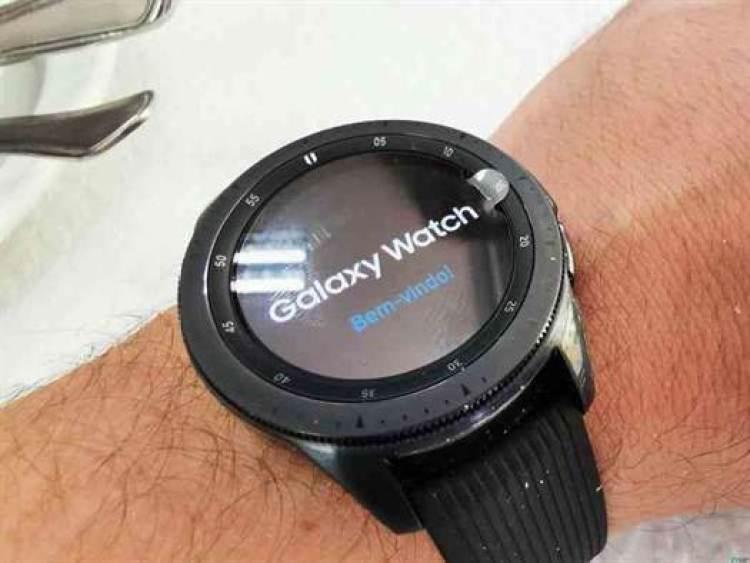 Galaxy Watch recebe atualização de software para melhorar estabilidade Samsung Health 1