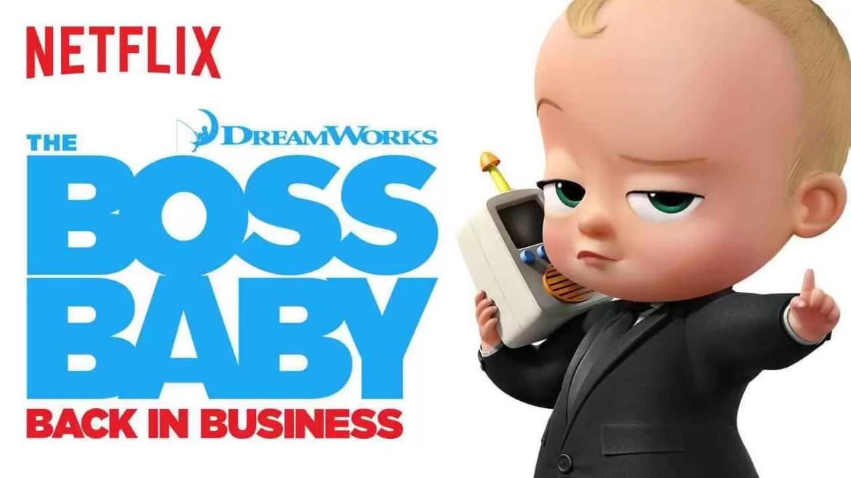 """NETFLIX. Assistam ao trailer da 2ª temporada de """"The Boss Baby: Back in Business"""" - Em breve 1"""