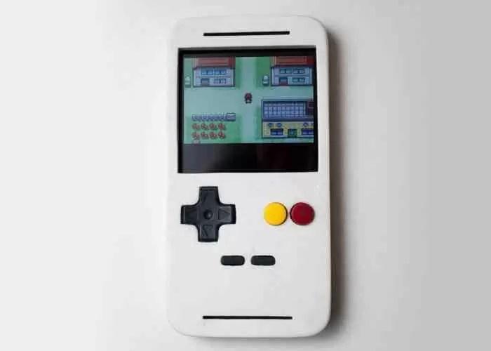 Nintendo patenteia capa que transforma smartphone num GameBoy 1