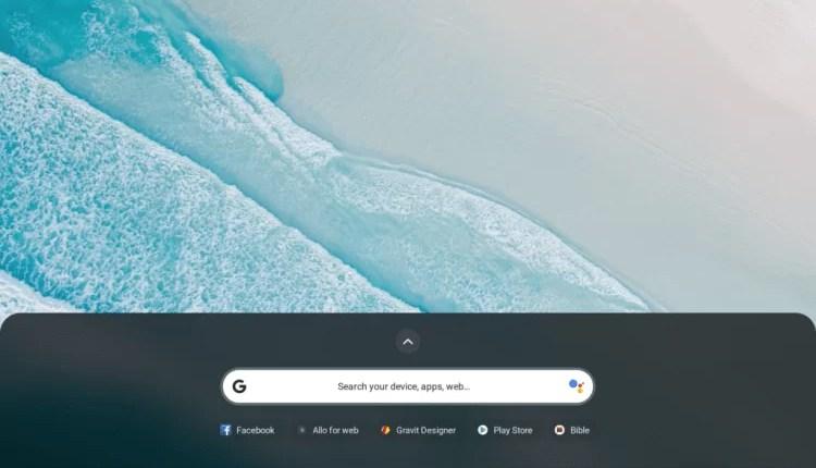 Chrome OS Canary Channel já tem o Android 9 Pie para os Pixelbooks 1