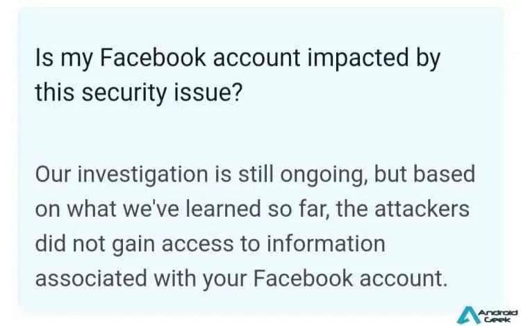Descobre como saber se os teus dados estão entre os 30 milhões de utilizadores em risco após o hack ao Facebook 1
