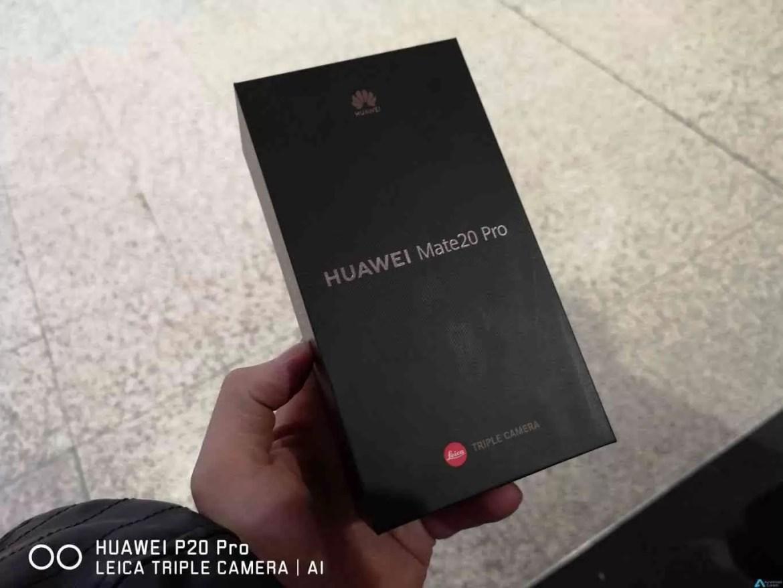 Análise Huawei Mate 20 Pro. O melhor e mais completo Smartphone de sempre 1