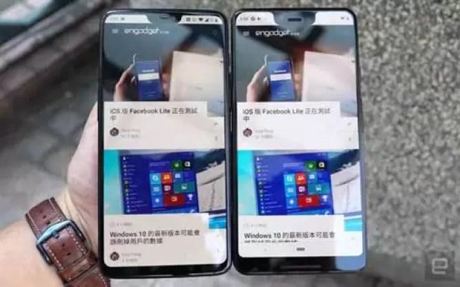 Uma loja em Hong Kong já está a vender o Pixel 3 XL 2