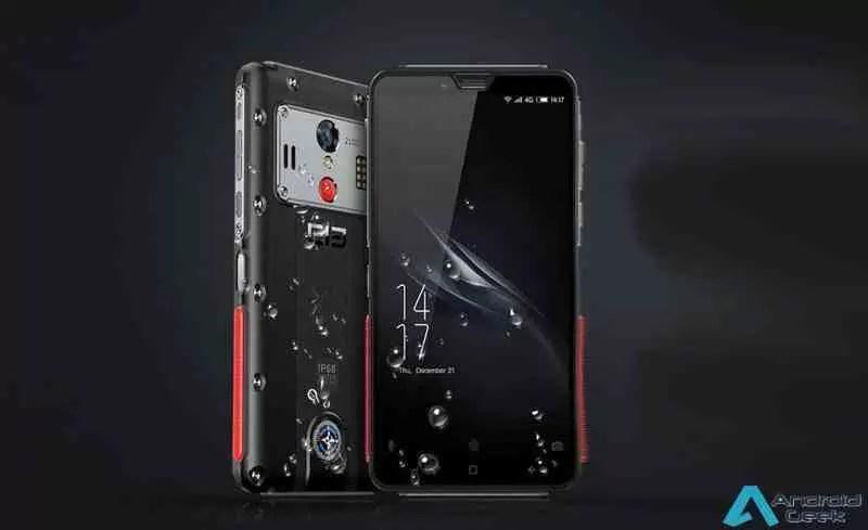 Elephone Soldier um smartphone que pode durar para sempre a um preço incrível 1