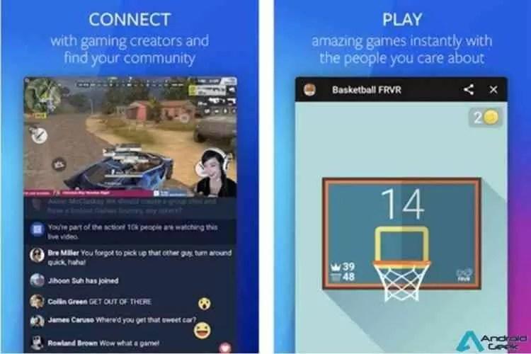 Facebook lança versão beta do hub de jogos em dispositivos Android 1