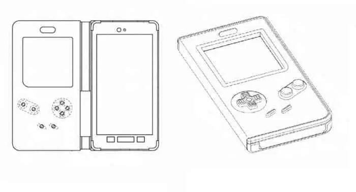 Nintendo patenteia capa que transforma smartphone num GameBoy 2