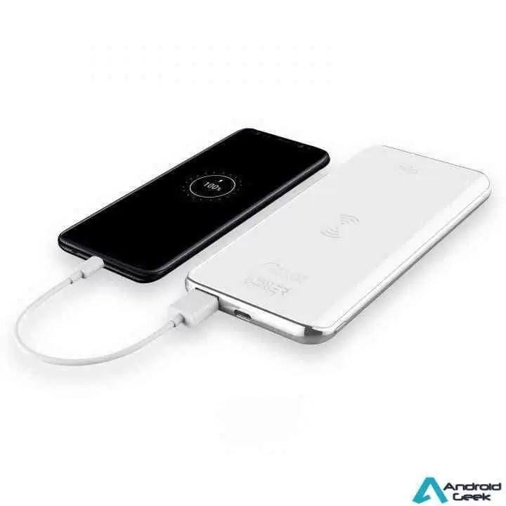 Novo wireless slim power bank da Puro carrega com e sem fios os vossos gadgets 1