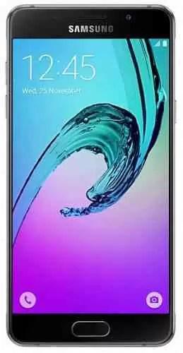 Actualização de segurança de outubro lançada para Galaxy A5 (2016) 1
