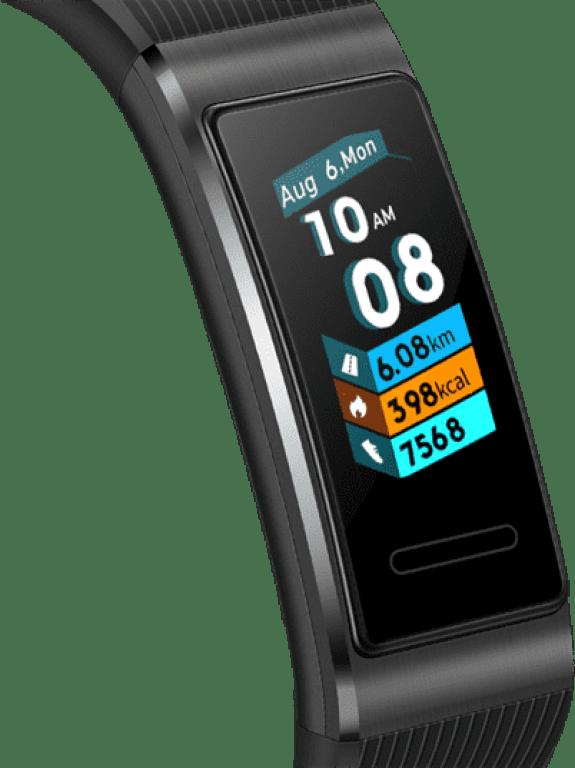 Visor a cores Huawei Band 3 Pro