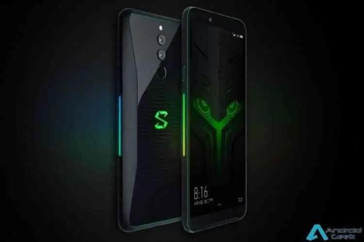 Xiaomi Mi MIX 3 e Black Shark Helo no mercado europeu brevemente 1