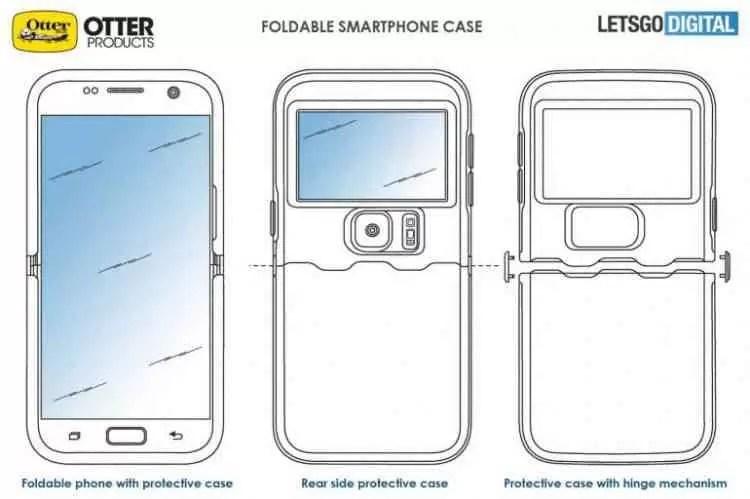 Já há capas para smartphones dobráveis! 2