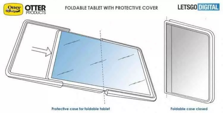 Já há capas para smartphones dobráveis! 3