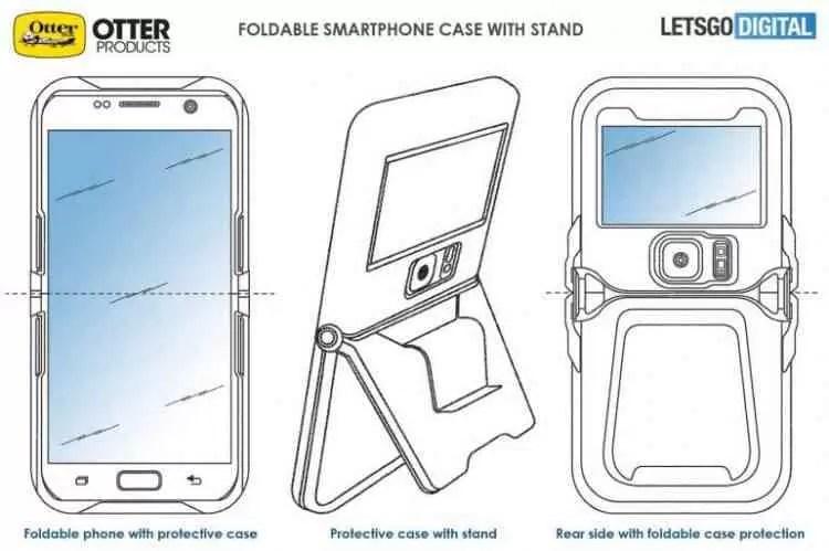 Já há capas para smartphones dobráveis! 9
