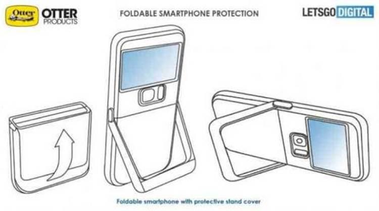 Já há capas para smartphones dobráveis! 8