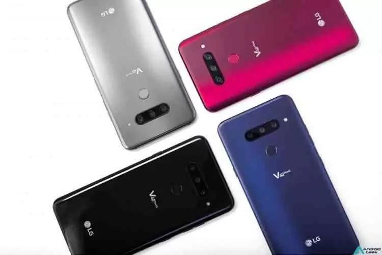 LG V40 ThinQ é uma aposta forte em qualidade de imagem e flexibilidade 2