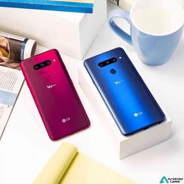 LG V40 ThinQ é uma aposta forte em qualidade de imagem e flexibilidade 4