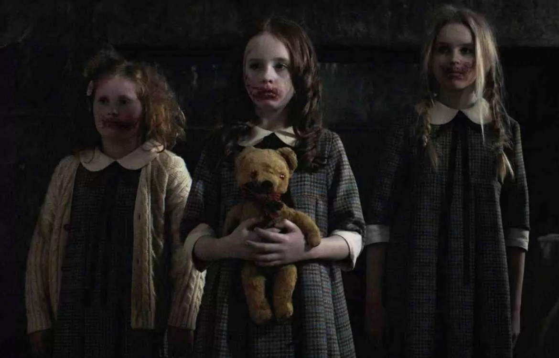 NETFLIX. Malevolente: Um filme de terror Netflix muito assustador mesmo a tempo do Halloween 1