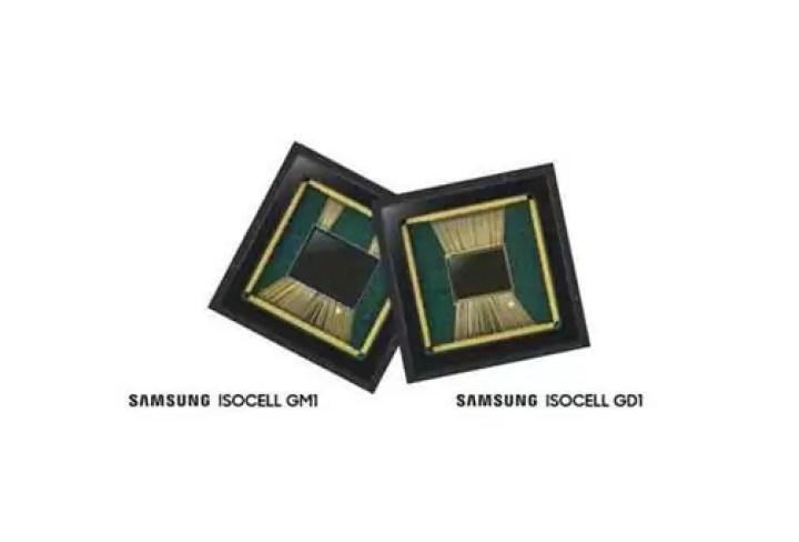 Novos sensores de imagem da Samsung confirmam telefones com várias câmaras 1