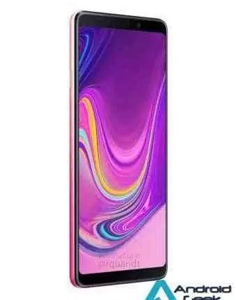 Samsung lança Galaxy A9 com quatro câmaras traseiras e até 8GB de RAM 4