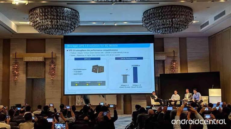 Samsung promete memória UFS 3.0 no próximo ano e LPDDR5 em 2020 1