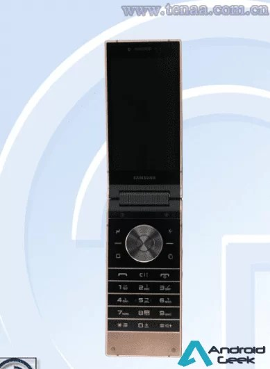 Cartaz do Samsung W2019 confirma lançamento a 9 de novembro e cores 2