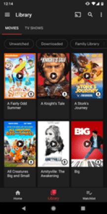 Google Play Filmes v4.8 vai permitir upgrade para 4K Grátis 2