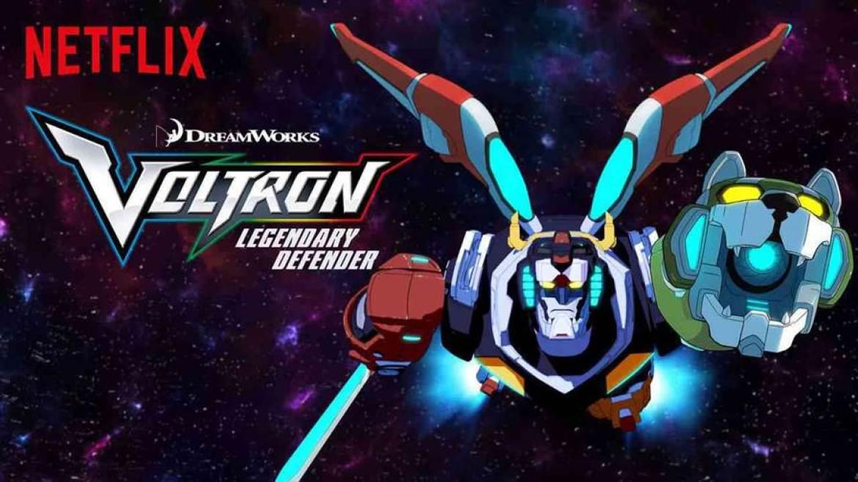"""NETFLIX. Vejam O Trailer de """"Voltron: Legendary Defender"""" - A temporada final chega em dezembro 1"""