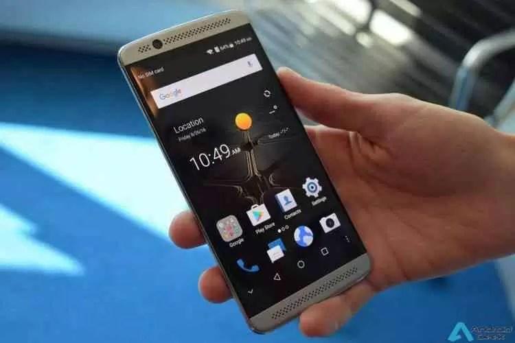 ZTE Axon 7 recebe atualização Android 8.0 Oreo, mas está cheio de problemas 2