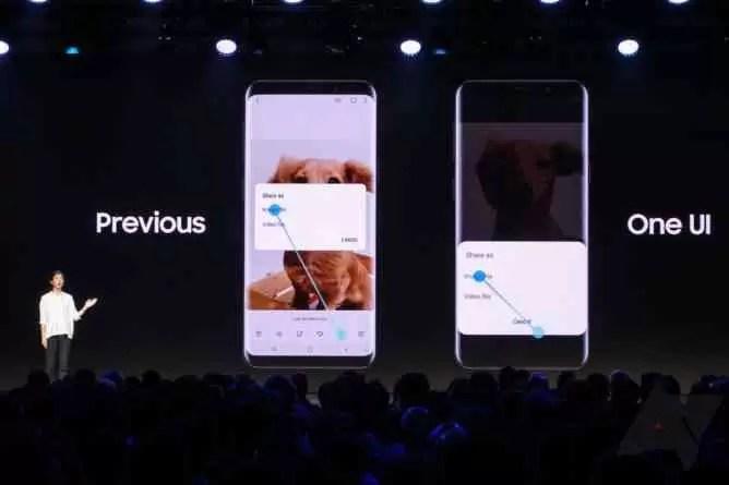 O Samsung Experience agora chama-se One UI mas todos vão continuar a chamar-lhe TouchWiz 2