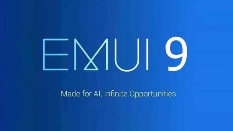 Exclusivo: Equipamentos Huawei com EMUI 9.0 até Junho de 2019 1