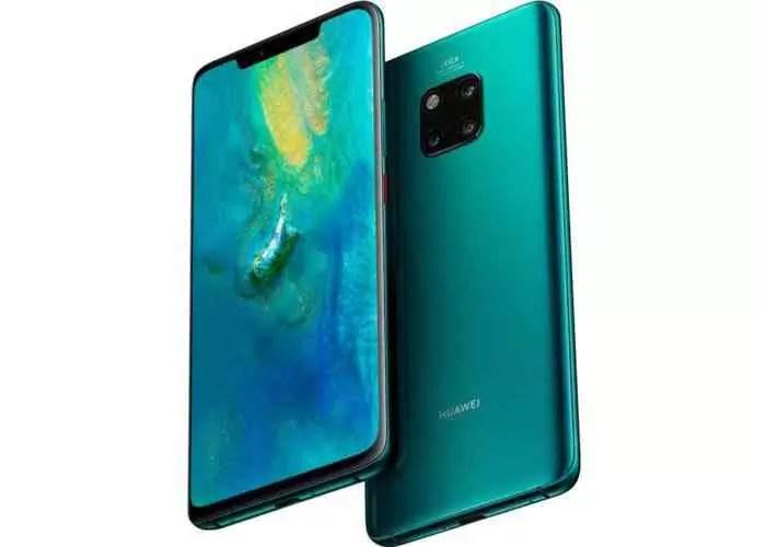 Huawei aspira a ser o primeiro fabricante global em 2020 2