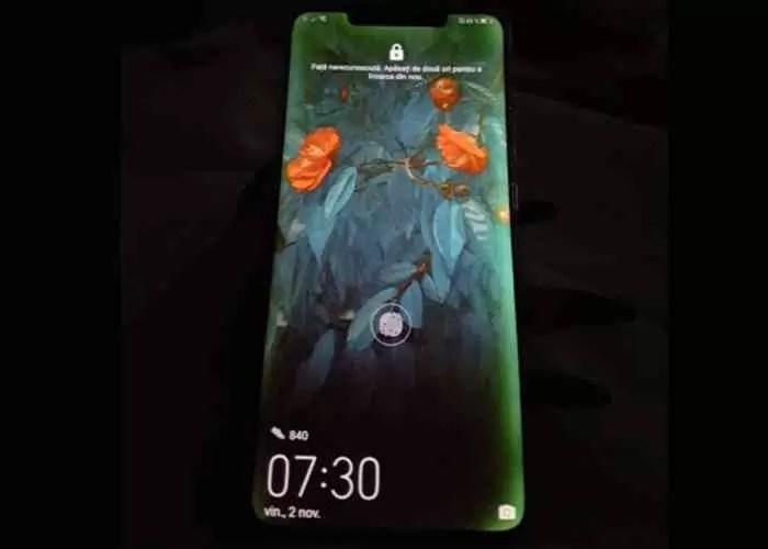 Alegados problemas do ecrã do Huawei Mate 20 Pro. O que precisam saber! 1