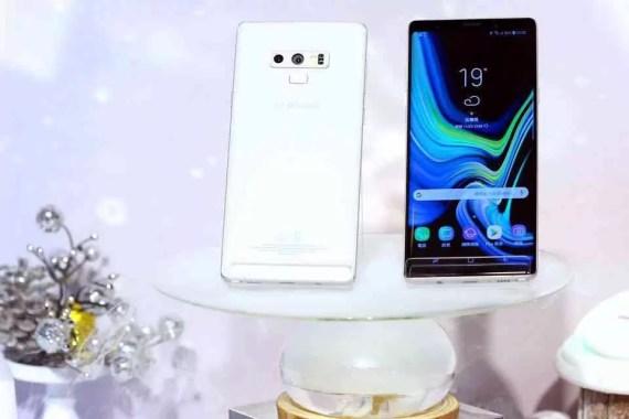 Samsung Galaxy Note 9 branco é oficial, aqui está o que é 1