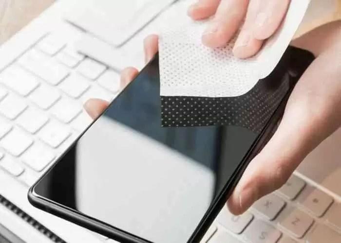 4 dicas úteis para limpar seu smartphone com eficiência
