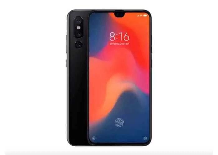 Xiaomi Mi 9. Começam a surgir rumores e gostamos do estamos a ver 2