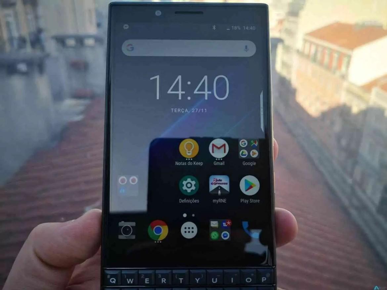 Análise Blackberry Key2 LE. Todo o estilo por metade do preço 1