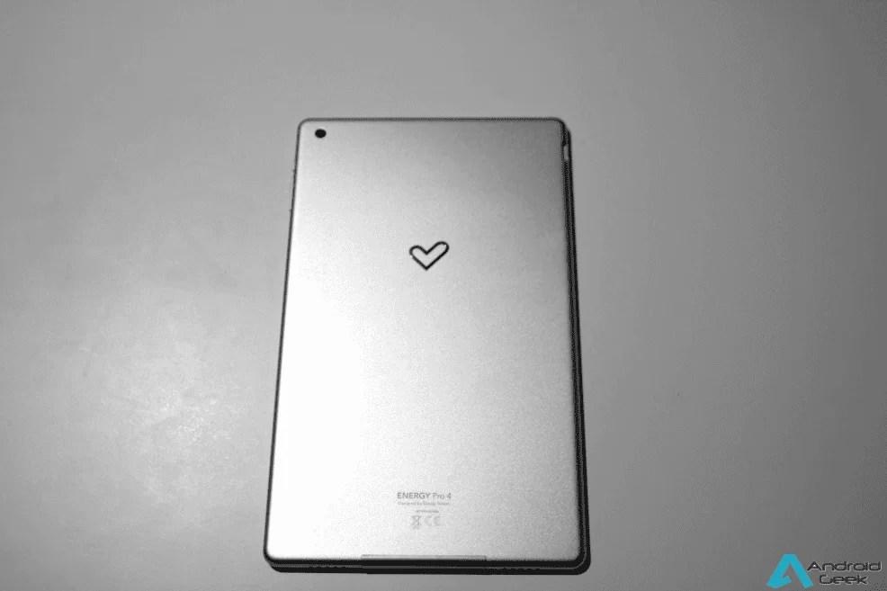 """Análise Energy Tablet 10 """"Pro 4 é tudo o que podíamos esperar 9"""