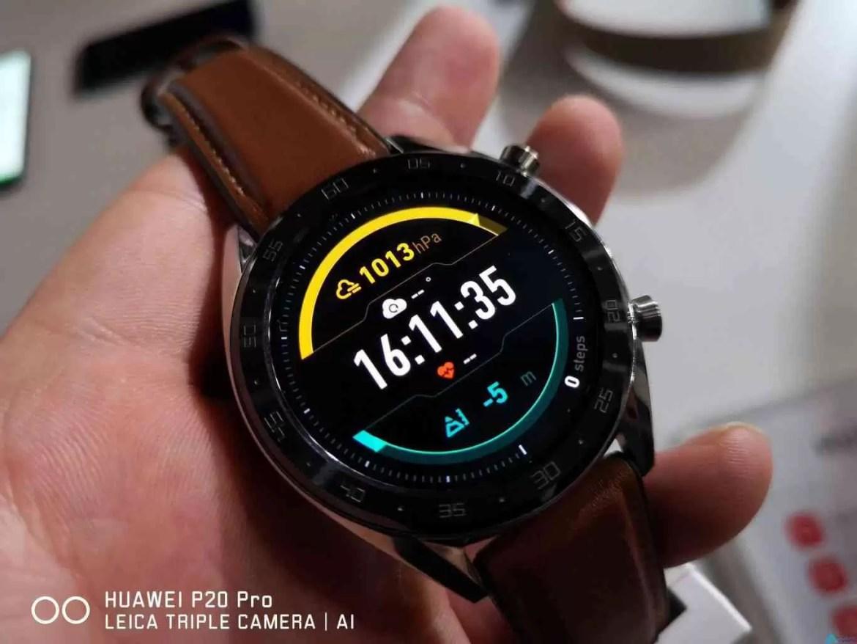 Análise Huawei Watch GT: Muito estilo e semanas de autonomia 4
