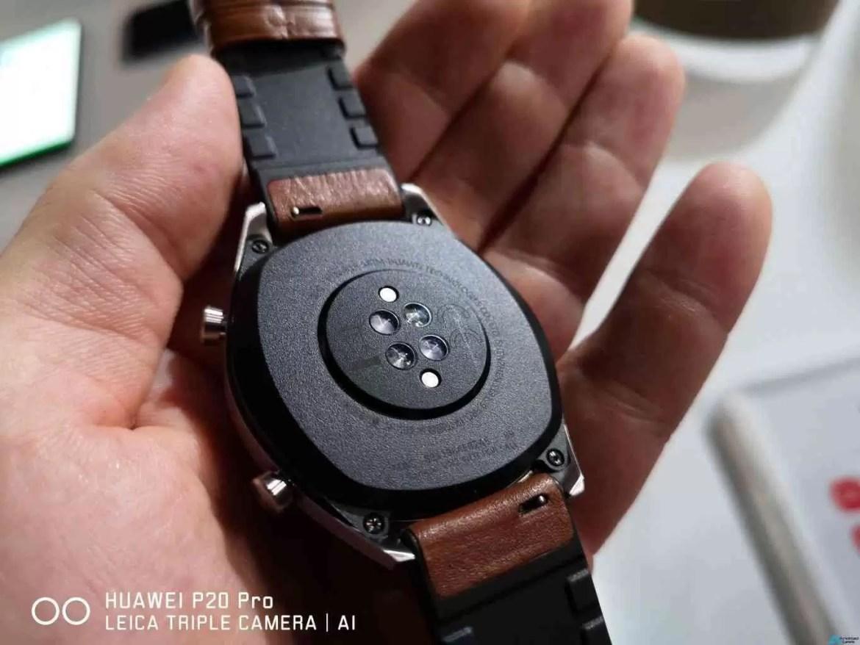 Análise Huawei Watch GT: Muito estilo e semanas de autonomia 5