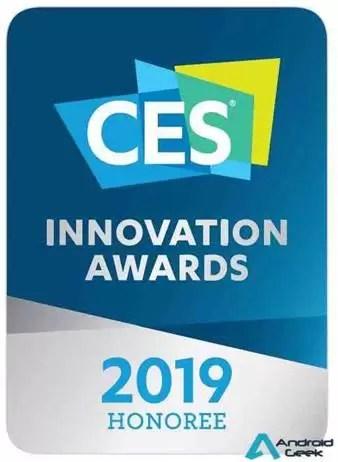 LG distinguida com prémios inovação na CES 2019 2