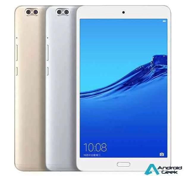 """Honor faz upgrade ao seu tablet resistente à água para ecrã de 8 """" 2"""