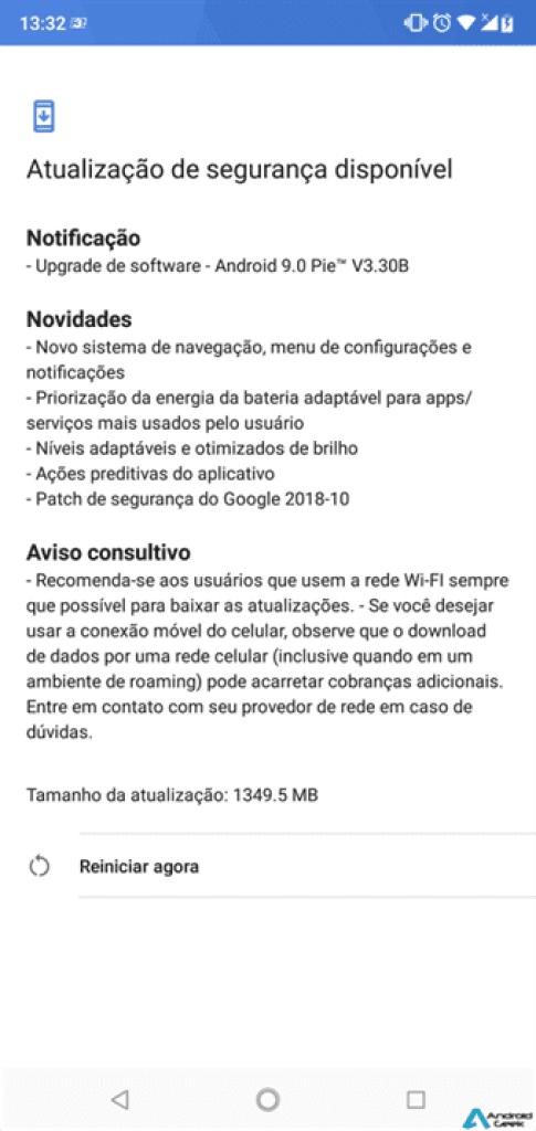 Nokia X6 já está a receber atualização Android 9.0 Pie 2