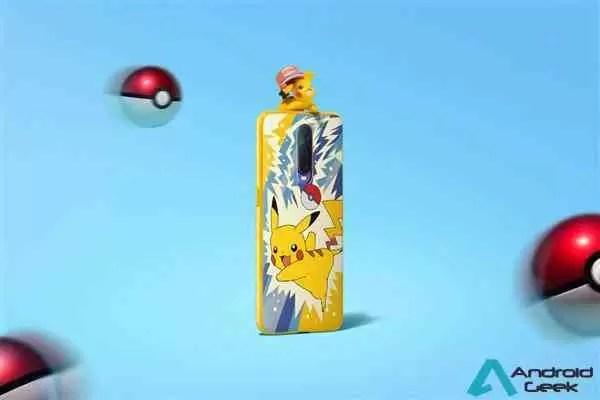 Power Bank Pikachu com SuperVOOC da Oppo lançada 2