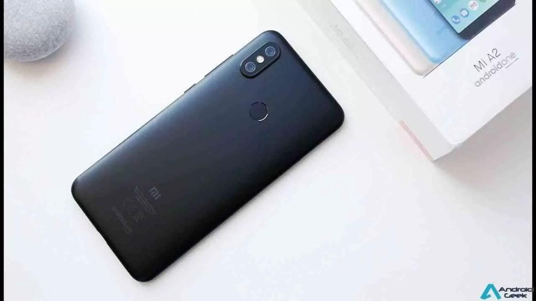 Xiaomi Mi A2 recebe atualização estável Android 9.0 Pie 1