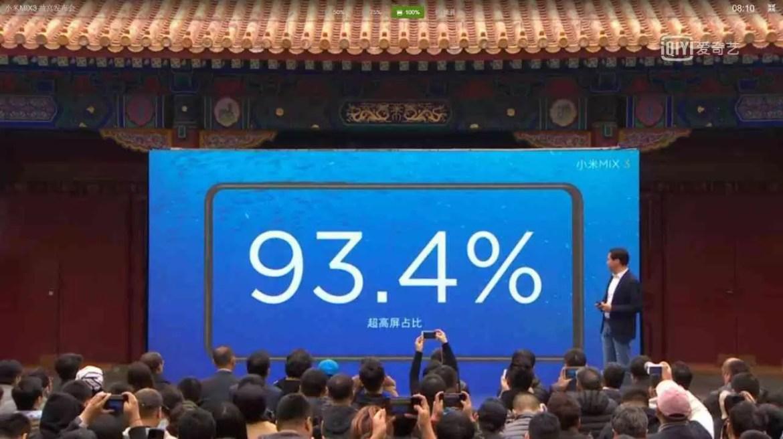 Xiaomi encanta no MWC com um Mi Mix 3 5G a um preço incrivel 5
