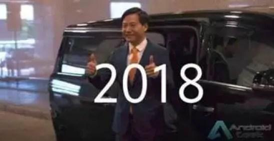 O 2018 da Xiaomi resumido num pequeno vídeo 1