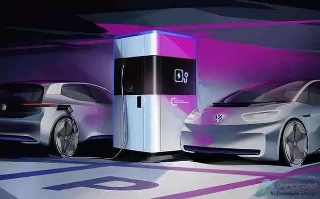 Este Powerbank Volkswagen pode carregar o seu carro elétrico em qualquer lugar em 17 minutos 1