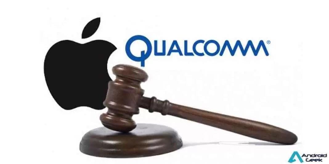 Batalha entre Qualcomm e Apple pode terminar em 2019 2